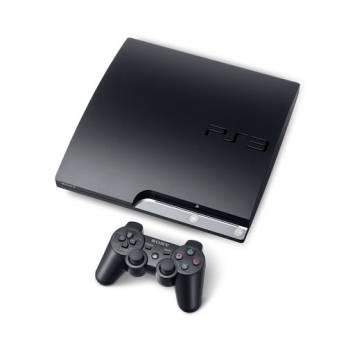 Playstation 3 Slim 320GB - Brak kontrolera