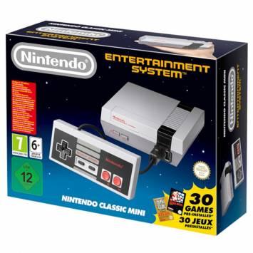 Nintendo Classic Mini NES 30 Gier