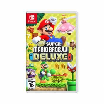 Super Mario Bros U Deluxe -...