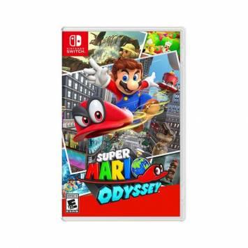 Super Mario Odyssey -...