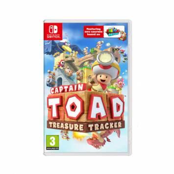 Captain Toad Treasure...