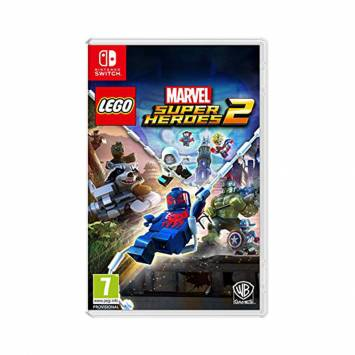 LEGO Super Heroes 2 - Nintendo Switch
