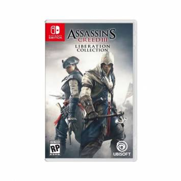 Assassin's Creed III - Nintendo Switch