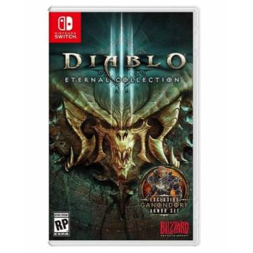 Diablo 3 - Nintendo Switch