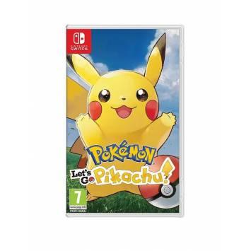 Pokemon Let's Go Pikachu -...