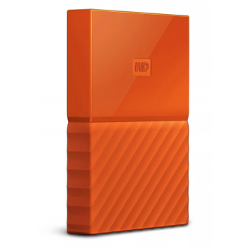 DYSK WD PASSPORT 2TB - ORANGE
